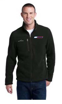 Picture of JACKET FLEECE - BLACK (MENS)