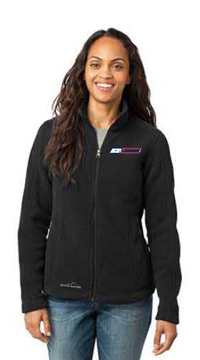 Picture of JACKET FLEECE - BLACK (LADIES)