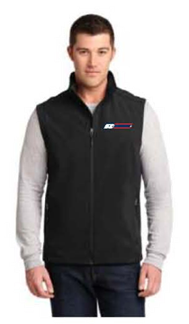 Picture of VEST - SOFT SHELL BLACK
