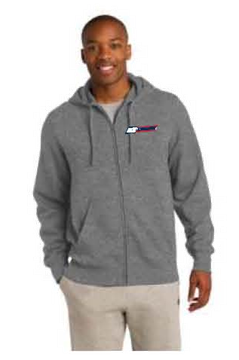 Picture of SWEATSHIRT FULL ZIP HOODED