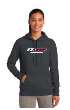 Picture of SWEATSHIRT LADIES PULLOVER HOODED