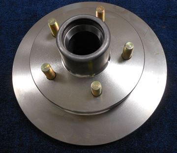 Picture of DISC BRAKE ROTOR-NEW STYLE (ZINC)