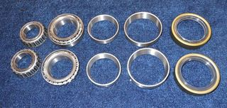 Picture of BEARING KIT 3700# (1-AXLE) OLD STYLE