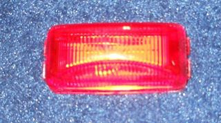 Picture of CLEARANCE LIGHT-LED RECESSED RED