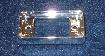 Picture of BEZEL-CHROME RECESSED CLEARANCE LIGHT