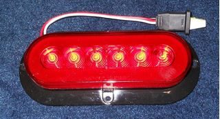 Picture of TAIL LIGHT-LED SURFACE MOUNT (GLO)