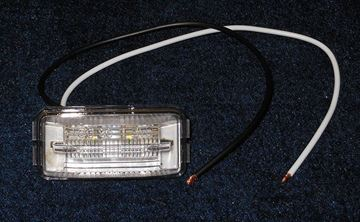 Picture of LICENSE PLATE LIGHT-LED