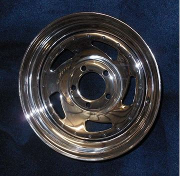 """Picture of """"Special Order""""WHEEL-14"""" CHROME DIRECTIONAL"""