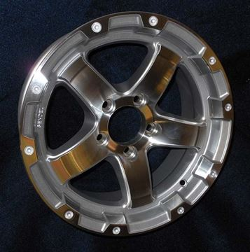 "Picture of WHEEL-15"" ALUMINUM T08 WHEEL"