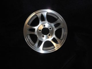 """Picture of Special order 15"""" TO3 ALUMINUM SPLIT SPOKE (5 HOLE)"""