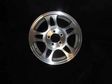 "Picture of Special order 15"" TO3 ALUMINUM SPLIT SPOKE (5 HOLE)"