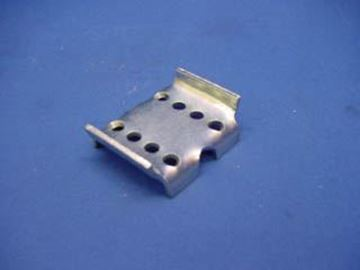 "Picture of BRACKET CHANNEL UPRIGHT SUPPORT 2"" CMBR"