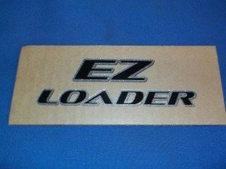 "Picture of EZ Loader Decal Fender ""All"""