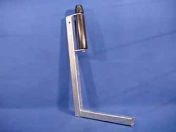 Picture of LOAD GUIDES ROLLER STYLE WELDED TUBE GALVANIZED