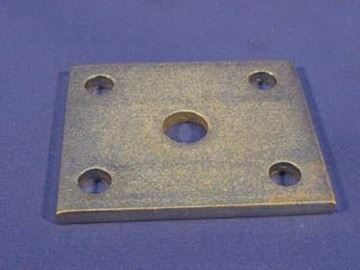 Picture of BOLT PLATE AXLE U 2000#