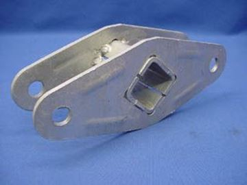 Picture of Equalizer Shackle Leaf Spring Galv.