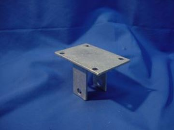"Picture of Hanger Shackle Tandem 3"" Frame / Alum. - Galv."
