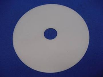 Picture of Washer Plastic Delrin 4'' OD