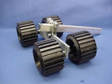 Picture of QUAD ROLLER  ASSEMBLY 15'' ARM