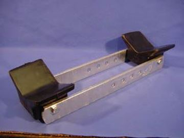 Picture of BOW STOP DOUBLE V-BLOCK ASSEMBLY