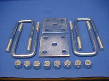 Picture of Leaf Spring to Axle Mount Kit 2x3'' AXLE