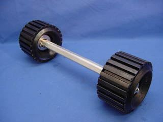 Picture of Arm Straight w/2-Rollers 15''