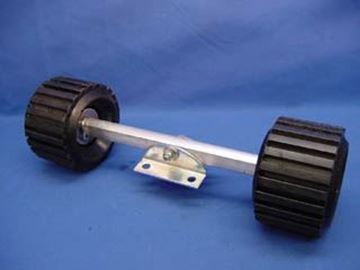 Picture of ARM STRAIGHT TWO ROLLERS ON 15'' W/MOUNTING