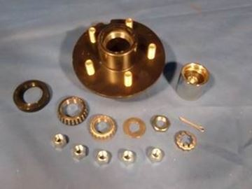 Picture of Hub Kit 5-Lug Grease w/Bearing Protect. H1000