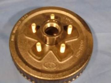 "Picture of HUB & DRUM 10"", 5-HOLE"