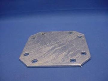 """Picture of TUBE MOUNTING PLATE 7/8 COMPOUND 7"""""""