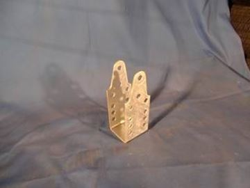 Picture of STRAP BENT BUNK/ROLL CHANNEL UPRIGHT (SHORT) GALVANIZED