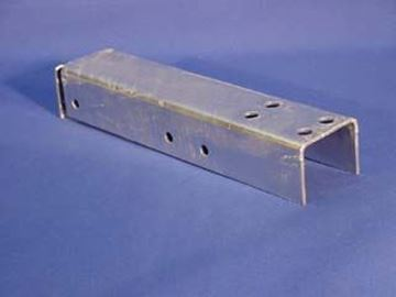 """Picture of PLATE CTR SUPPORT MOUNTING TORSION TRL 2"""" FRAME GALVANIZED"""