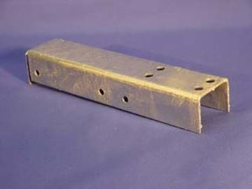 """Picture of PLATE CTR SUPPORT MOUNTING TORSION TRL 3"""" FRAME GALVANIZED"""