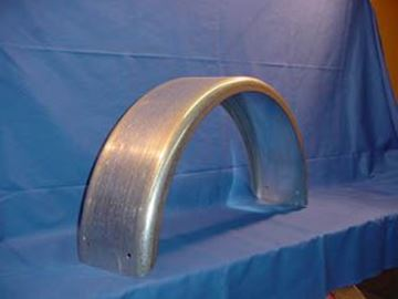 "Picture of FENDER 8 1/2X54"" 4 HOLE (50"") GALVANIZED"