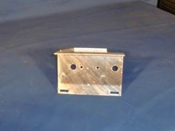 """Picture of TAILLIGHT MOUNTING PLATE WELDED 4"""" BOOM LT"""