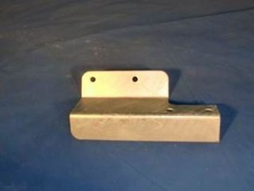 """Picture of STEP FENDER MOUNTING (S-STYLE) RF/LR 9.88"""" GALVANIZED"""
