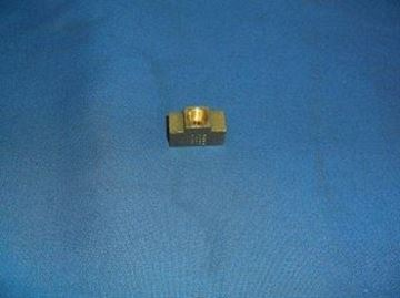 """Picture of TEE 3/16"""" BRASS W/OUT MOUNTING HOLE"""