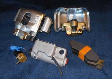 Picture for category Brake Parts