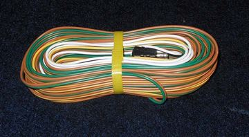 "Picture of 4 WAY 30' WIRING HARNESS W/60"" GROUND"