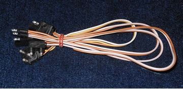 Picture of TAIL LIGHT HARNESS-4 WAY LEFT SIDE