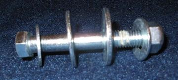"Picture of SAFETY CABLE BOLT KIT 4"" X 9/16"" BOLT"