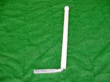 """Picture of LOADGUIDE ASSEMBLY 79"""" BENT TUBE W/60"""" PVC PIPE"""