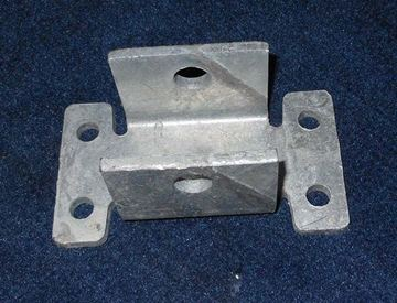 Picture of HANGER REAR-BOLT ON GALVANIZED
