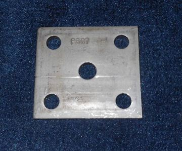 Picture of AXLE PLATE