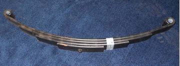 """Picture of LEAF SPRING-SW4 25 1/4"""" DOUBLE EYE"""