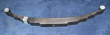 """Picture of LEAF SPRING-SW5 25 1/4"""" DOUBLE EYE"""