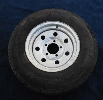 Picture of WHEEL/TIRE-ST185/80D13C ON GALVANIZED TRACKER