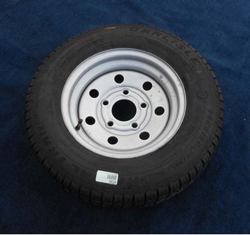 Picture of WHEEL/TIRE-ST185/80D13C ON SILVER TRACKER