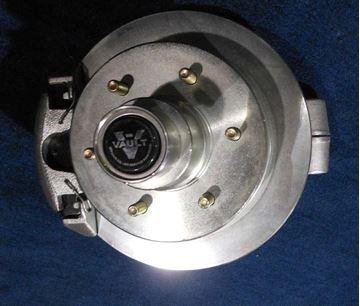 Picture of HUB-TORSION EU-52 DISC BRAKE LEFT SIDE
