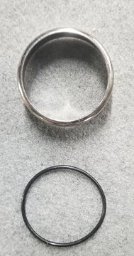 "Picture of SLEEVE STAINLESS STEEL 1.685"" UFP - O-Ring Required"